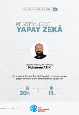 RF SİSTEMLERDE YAPAY ZEKA