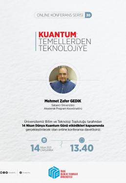 Kuantum: Temellerden Teknolojiye