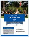 Üniversitemiz Study in Turkey YÖK Sanal Fuarında yerini alarak Ulusal ve Uluslararası öğrencilerle buluştu.