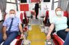 Üniversitemiz Öğrenci Toplulukları Koordinasyonu ile Kan Bağışı Etkinliği Yapıldı