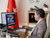 Sivaslı iş Adamı Lütfi ABAY ile Mühendislik ve Girişimcilik Konulu Söyleşi Gerçekleştirildi