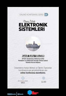 Deniz Silahları Elektronik Sistemleri